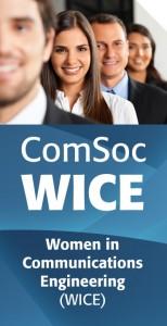 IEEE ComSoc WICE logo